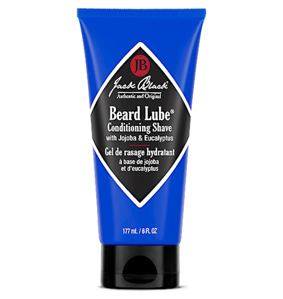 Beard Lube - 6 oz. Shave Jack Black