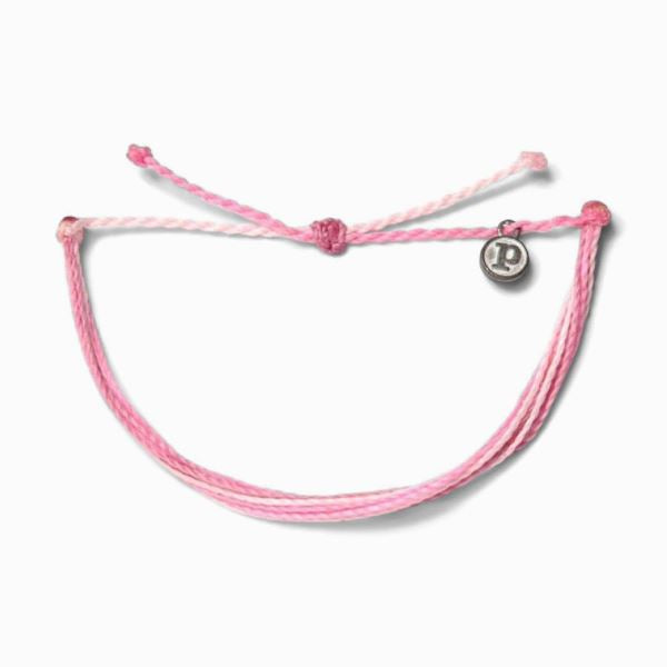 Boarding 4 Breast Cancer Bracelet Bracelet Puravida