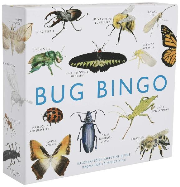 Bug Bingo Game Chronicle