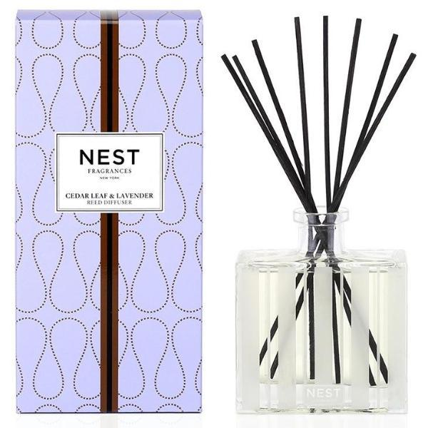 Cedar Leaf Lavender Reed Diffuser Room Diffuser NEST Fragrances