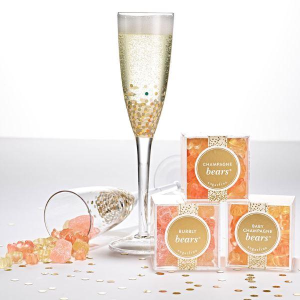 Champagne Bears Gummy Candies Candy Sugarfina