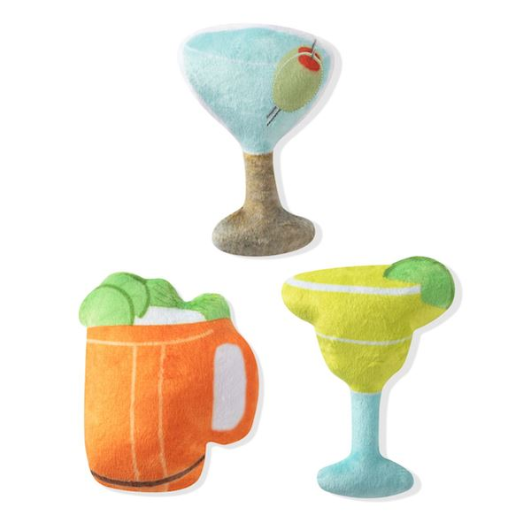 Cocktails Mini Pet Toy Pets Tabula Rasa Essentials