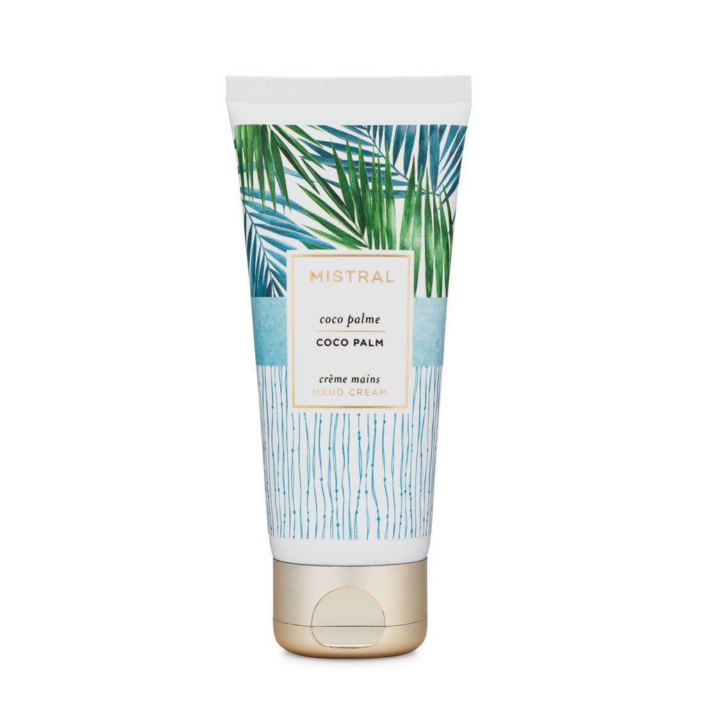 Coco Palm Hand Cream Body Lotion Mistral