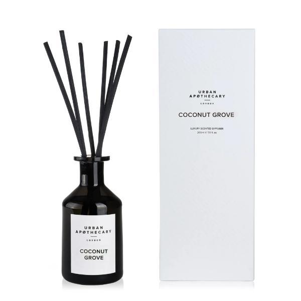Coconut Grove Diffuser Candles Urban Apothecary