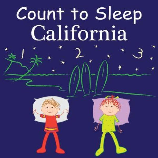 Count to Sleep California Kids Books Random House