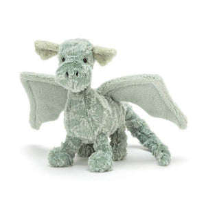 "Drake Dragon - 8"" Plush Toy Jellycat"