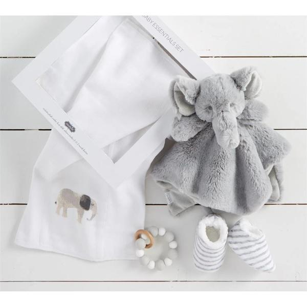 Elephant Baby Essentials Set Baby Tabula Rasa Essentials