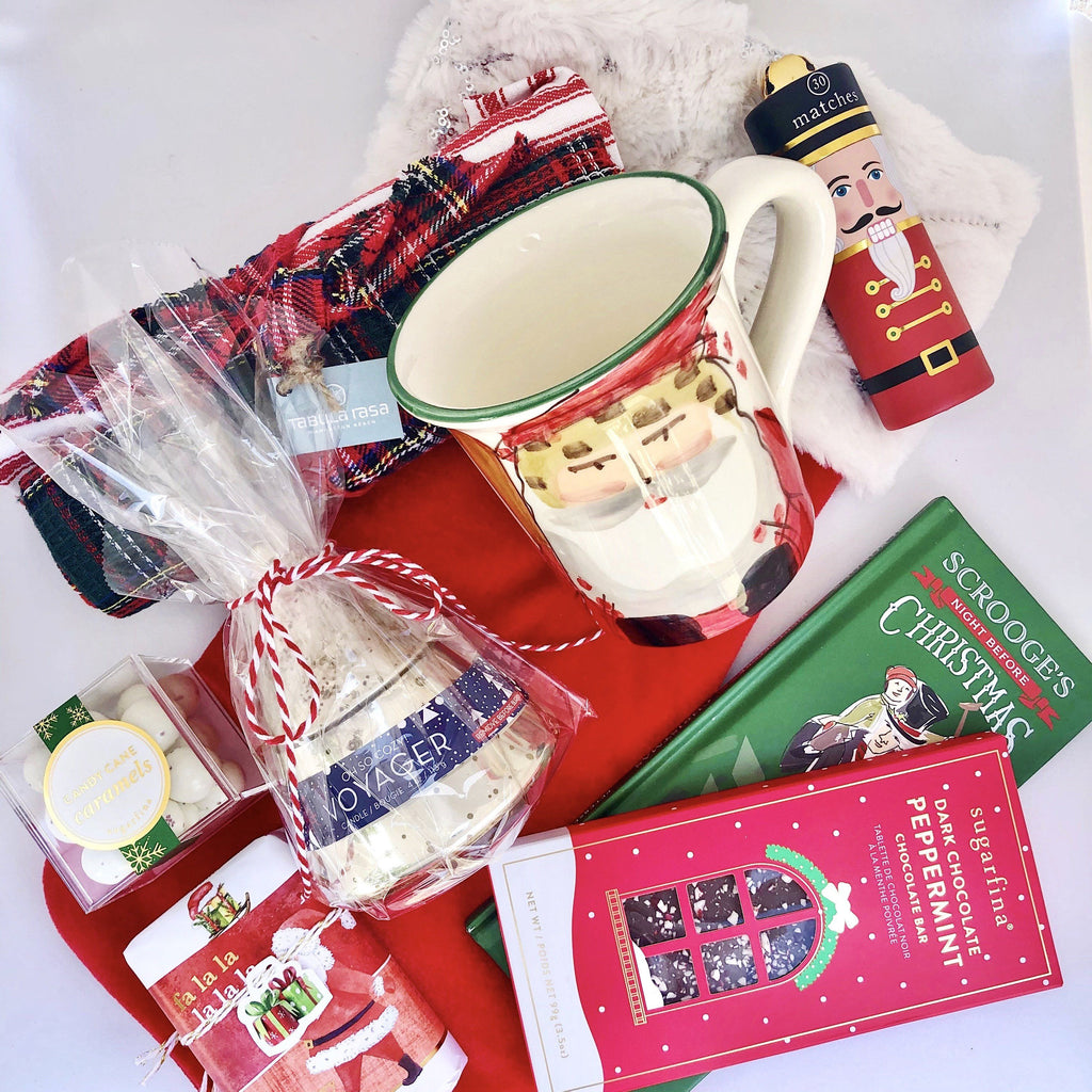 FA LA LA Stocking Gift Set Holiday Gift Set Tabula Rasa Essentials