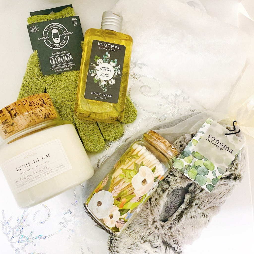 Floral Fun Stocking Gift Set Holiday Gift Set Tabula Rasa Essentials