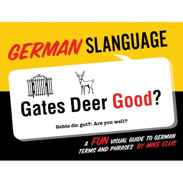 German Slanguage Humor Book Gibbs Smith