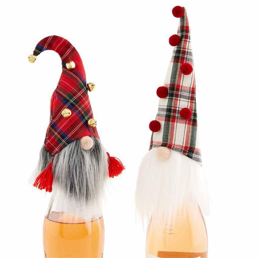 Gnome Bottle Cover - HOLIDAY Bottle Opener Tabula Rasa Essentials