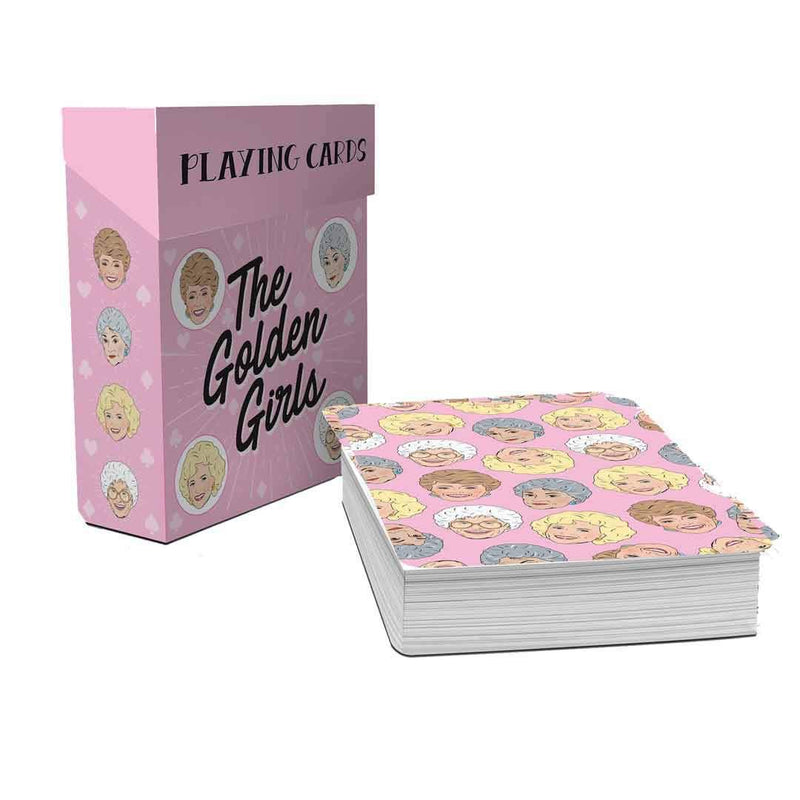 Golden Girls Playing Cards Games Rizzoli