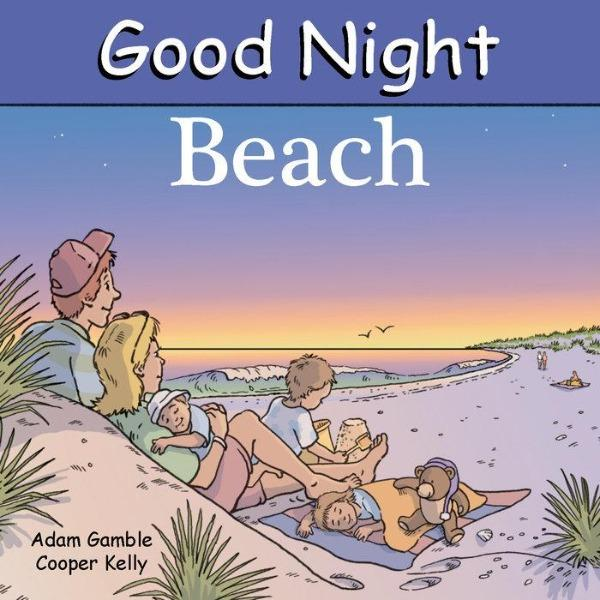 Good Night Beach - TEMPORARILY SOLD OUT Kids Books Random House