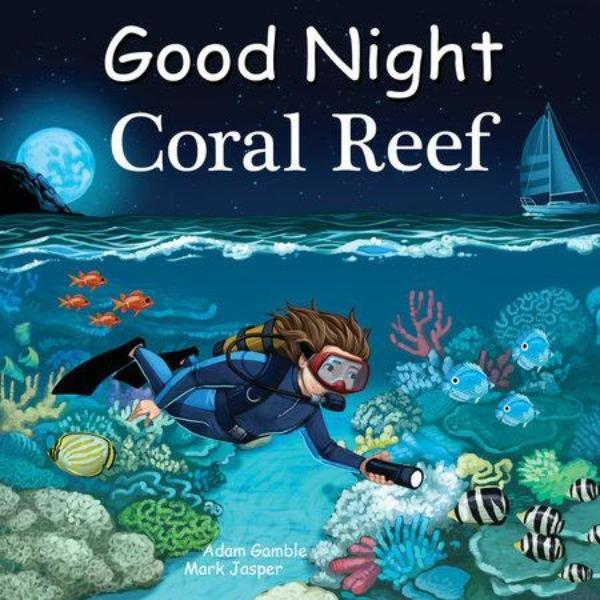 Good Night Coral Reef Kids Books Random House