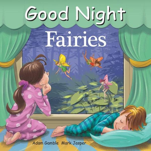 Good Night Fairies Kids Books Random House