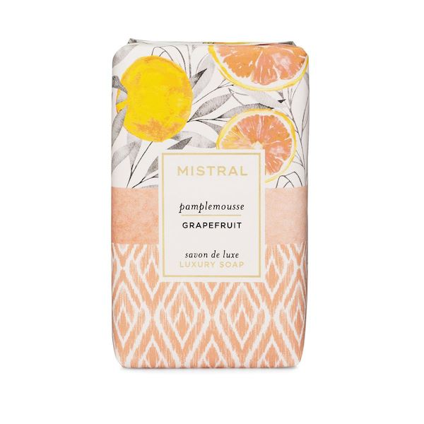 Grapefruit Papiers Bar Soap Bar Soap Mistral
