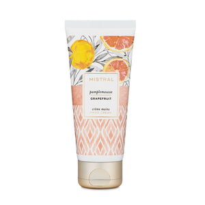 Grapefruit Papiers Hand Cream Body Lotion Mistral