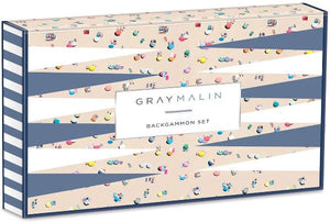 Gray Malin Beach Backgammon Set - TEMPORARILY SOLD OUT Game Hachette Book Group