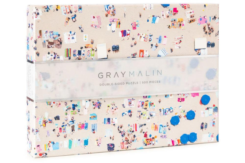 Gray Malin The Beach Puzzle - TEMPORARILY SOLD OUT Puzzle Hachette Book Group