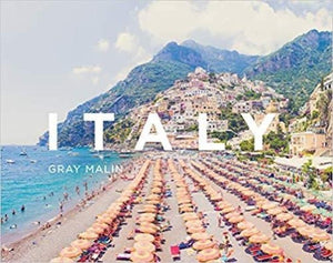 Gray Malin's Italy Illustrated Book Inspiration Book Hachette Book Group