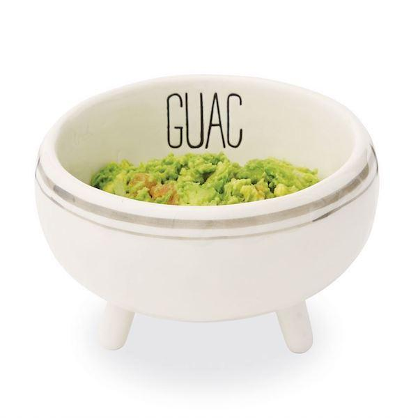 Guac Bistro Bowl Entertaining Tabula Rasa Essentials