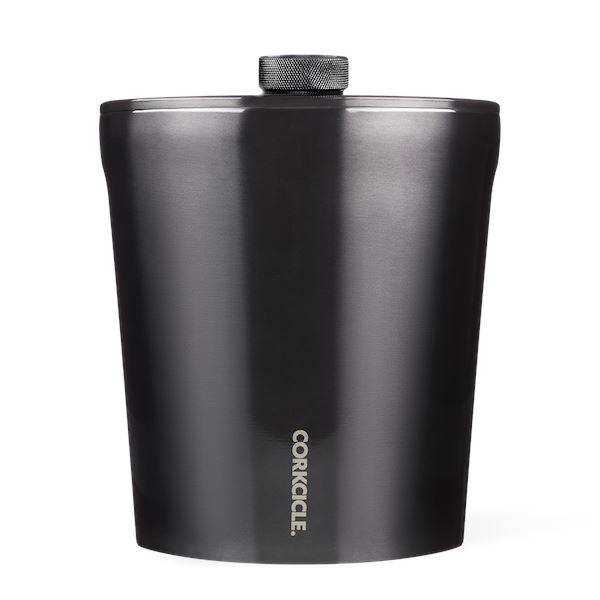 Gunmetal Ice Bucket Ice Bucket CORKCICLE.
