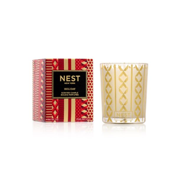 Holiday Votive Holiday Candles NEST Fragrances