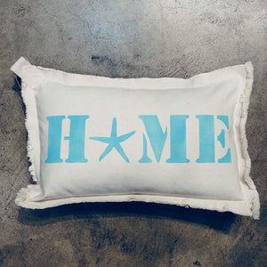 Home Starfish Baby Rectangle Pillow Pillow Tabula Rasa Essentials Ocean