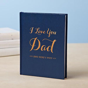 I Love You Dad Books Tabula Rasa Essentials