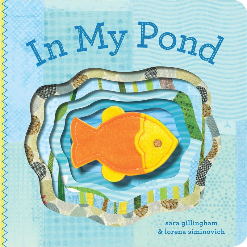 In My Pond Book Kids Books Tabula Rasa Essentials