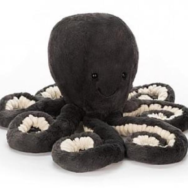Inky Octopus Plush Plush Toy Jellycat