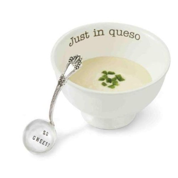 Just in Queso Dip Set Serveware Tabula Rasa Essentials