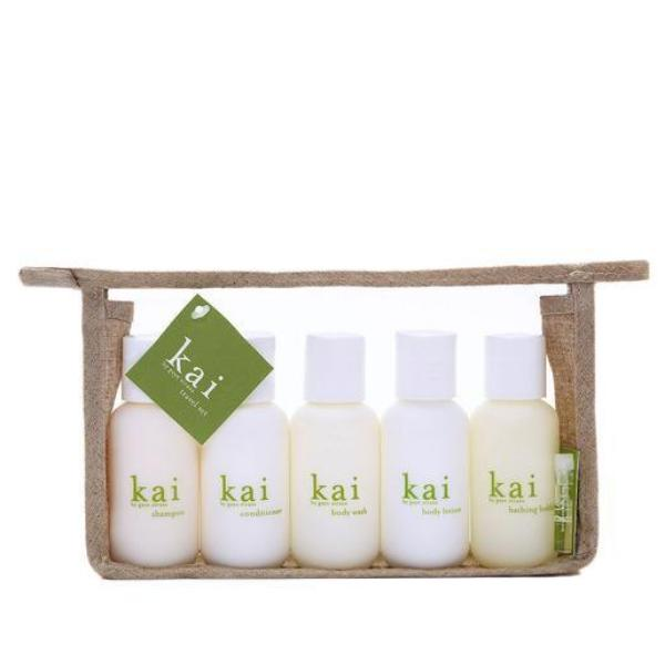 Kai Travel Set Bubble Bath Kai Fragrance