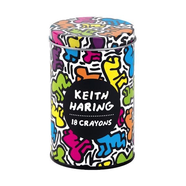 Keith Haring Crayons Puzzle Hachette Book Group