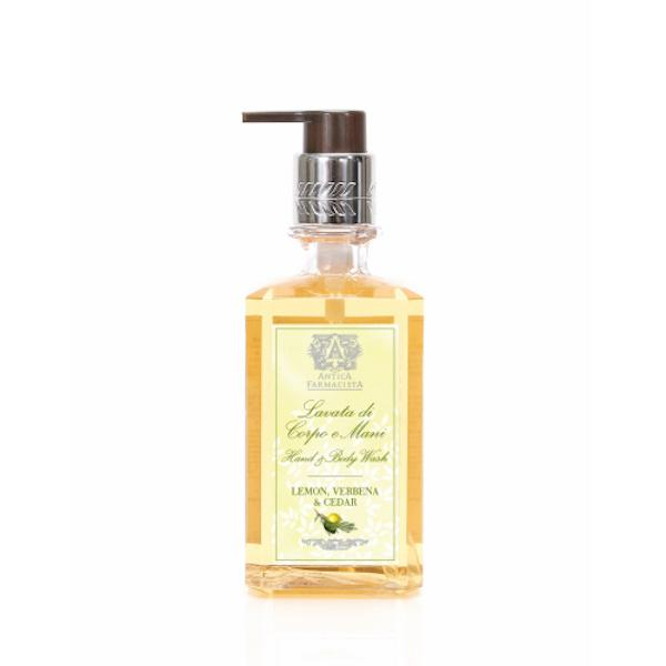Lemon Verbena Hand & Body Wash Body Wash Antica Farmacista