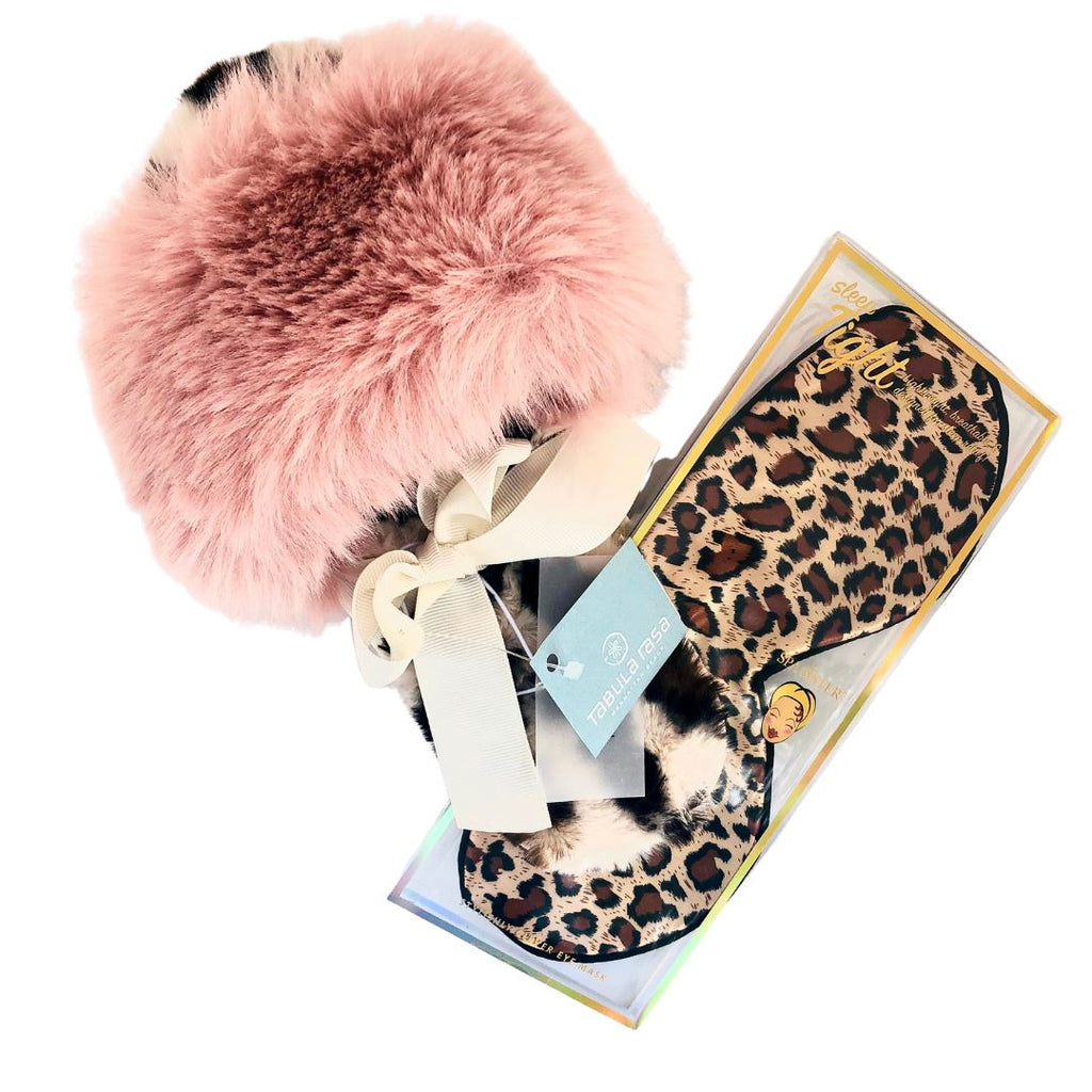 Leopard Love Gift Set Holiday Gift Set Tabula Rasa Essentials