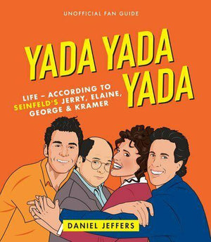 Life According to Seinfeld - Unofficial Fan Guide Book Books Tabula Rasa Essentials