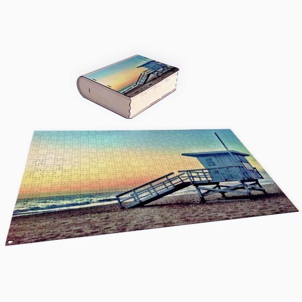 Lightsome 500 Piece MP Puzzle Puzzle Simply Grateful