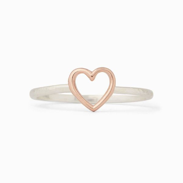 LIMITED STOCK Open Heart Ring Jewelry Puravida
