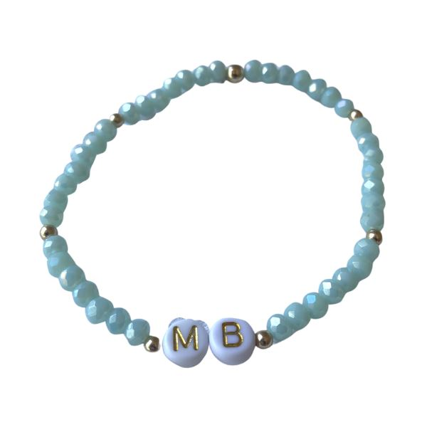 MB Bracelet Bracelet SHE By Design, LA Aqua
