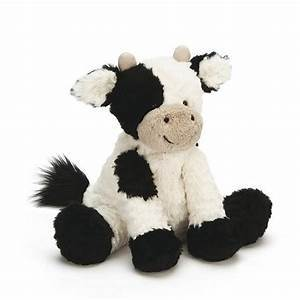 Medium FuddleWuddle Calf Plush Toy Jellycat