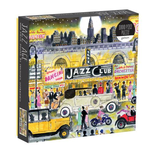 Michael Storrings Jazz Age Puzzle Puzzle Random House
