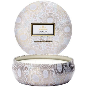 Mokara 3 Wick Candle Candles Voluspa