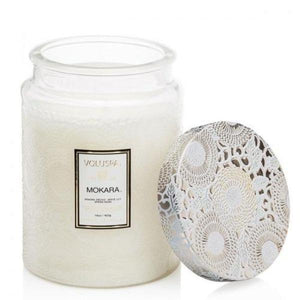 Mokara Large Jar Candles Voluspa