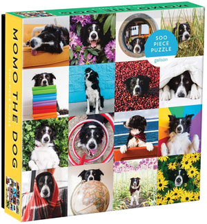 Momo The Dog 1000 Piece Puzzle - TEMPORARILY SOLD OUT Puzzle Hachette Book Group