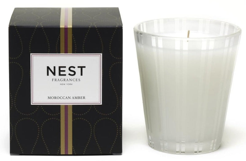 Moroccan Amber Classic Candle Candles NEST Fragrances