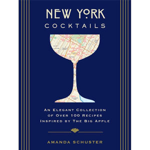 New York Cocktails Cook Books Simon and Schuster