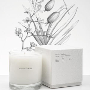No.04 Bois de Balincourt Candle Candles Maison Louis Marie