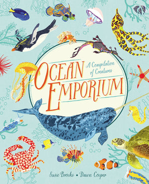 Ocean Emporium - TEMPORARILY SOLD OUT Kids Books Tabula Rasa Essentials