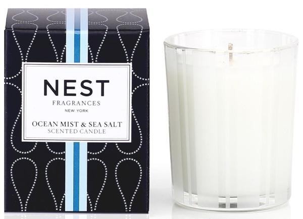 Ocean Mist & Sea Salt Votive Candle Candles NEST Fragrances